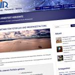 AIRpics mit neuer Webpräsenz