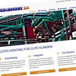 Mediahost24 geht online