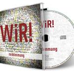 Design und Doku für CD-Produktion
