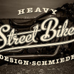 Corporate Design für Custom Bikes