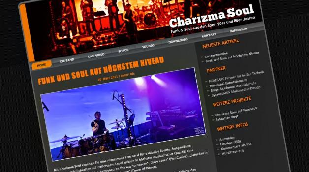 Charizma Soul geht online
