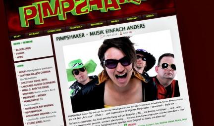 Pimpshaker geht online