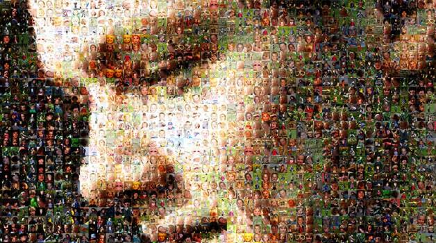 Alle für Eines: Mosaik Tweer