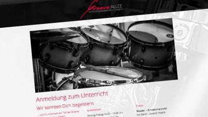 Relaunch von Groove Allee