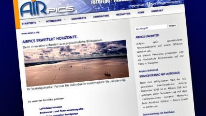 AIRpics – Fotoflug + Medien